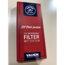 Filters Vauen Dr Perl Junior carbon activated 9 mm x 10 units