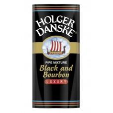 Holger Danske Black and Bourbon pouch 50gr