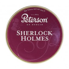 Peterson Sherlock Holmes tin 50gr