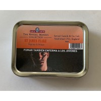 Samuel Gawith St. James Flake tin 50gr